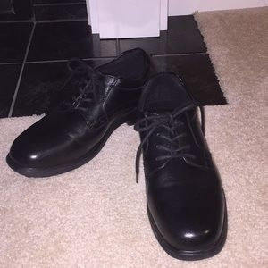 Excellent condition black men's shoes